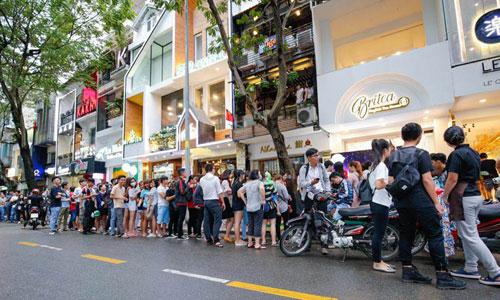 Gần 800 triệu đồng mỗi m2 đất phố trà sữa Sài Gòn