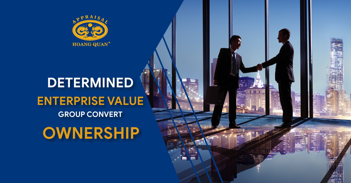 VALUATION OF ENTERPRISES IN CONVERTION OF OWNERSHIP