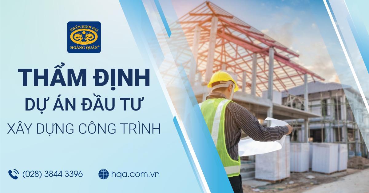 Thẩm định dự án đầu tư xây dựng công trình
