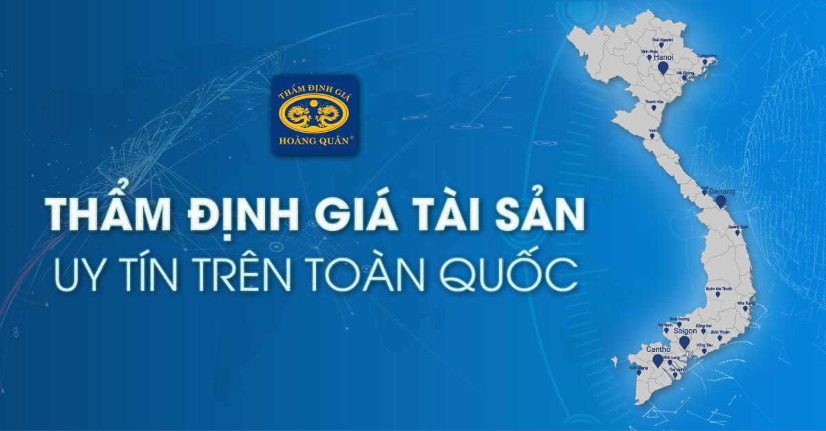 Thẩm định giá tài sản uy tín trên toàn quốc – Top 10 Thương hiệu hàng đầu Việt Nam