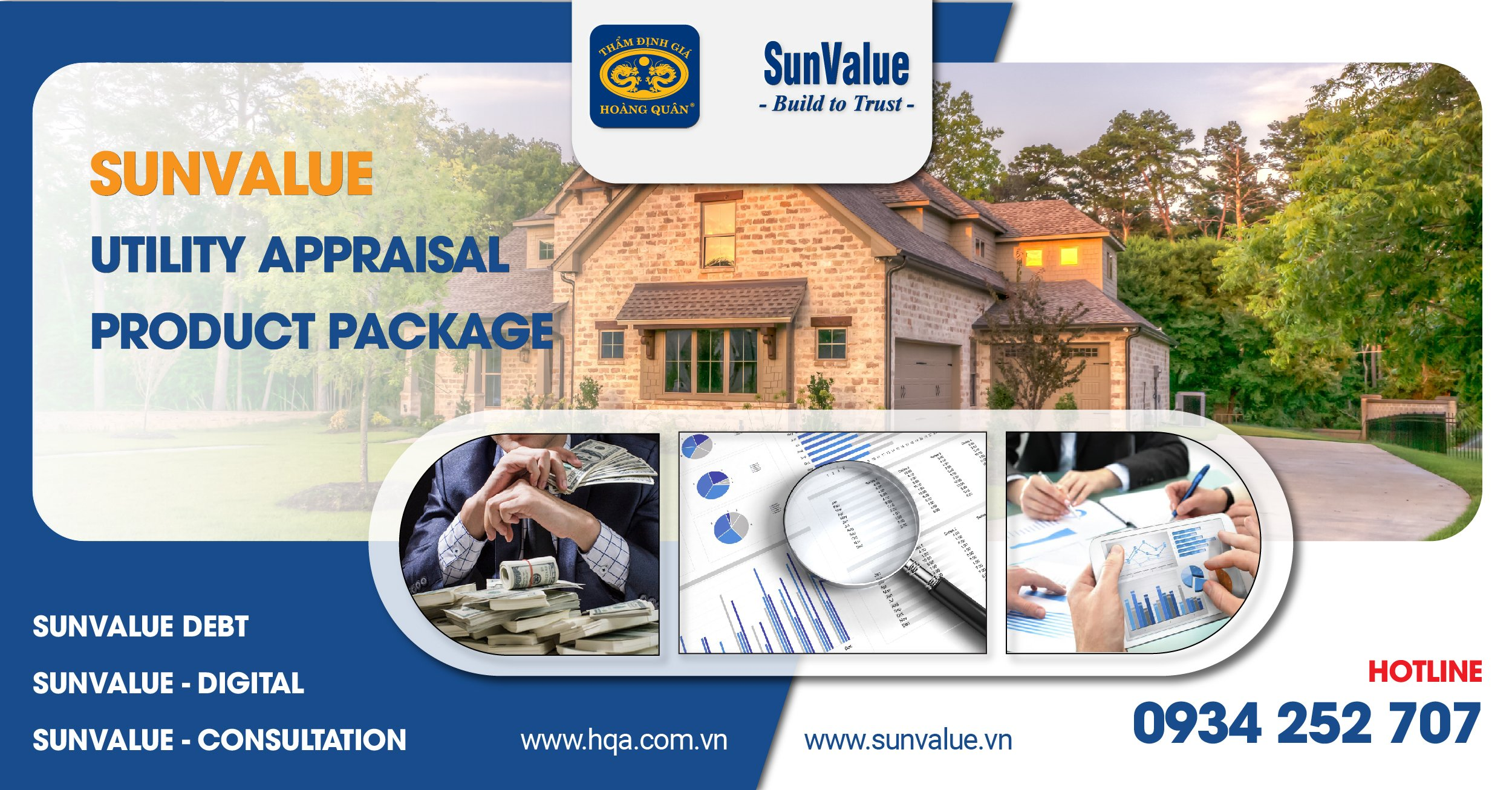 SUNVALUE - CONVENIENCE ASSESSMENT PACKAGE ONLY