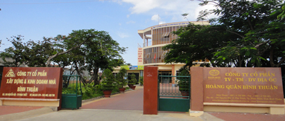 Công ty Hoàng Quân Bình Thuận mua 57% cổ phần Công ty xây dựng và kinh doanh nhà Bình Thuận
