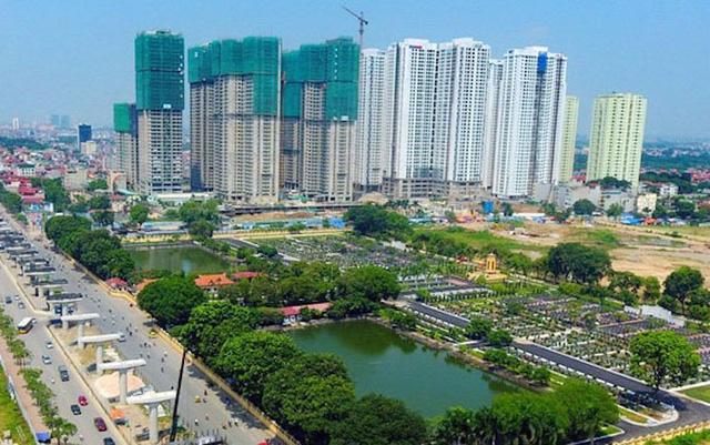 """""""Chỉ báo"""" thị trường bất động sản năm 2019 nhìn từ kế hoạch kinh doanh của các ông lớn"""